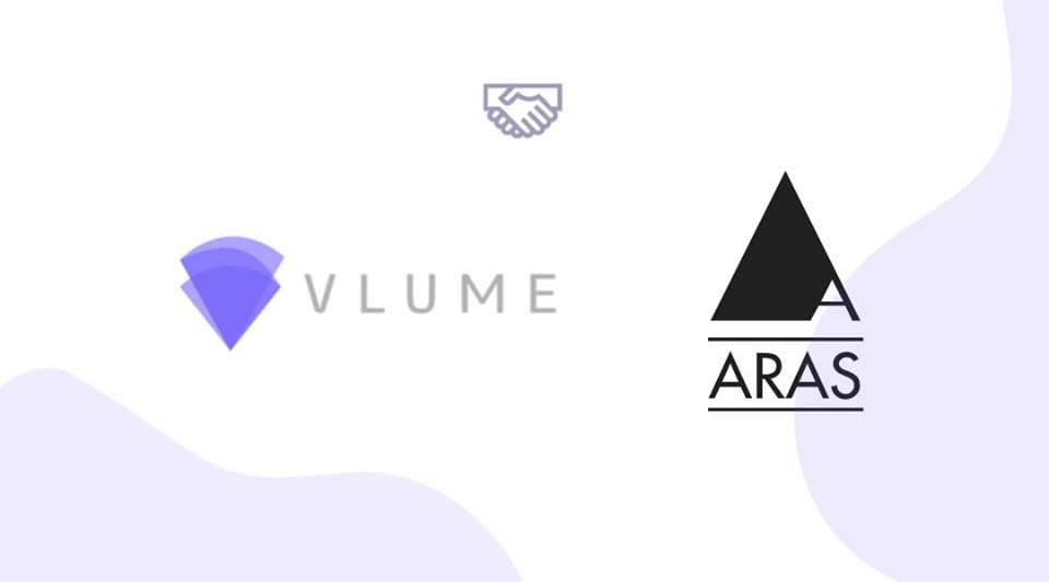 New publisher joins VLUME – ARAS